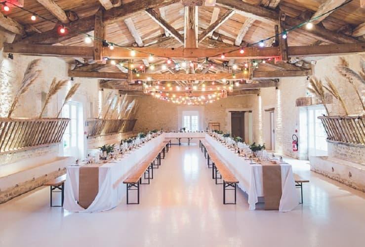 5 Consejos para organizar las mesas de tu boda