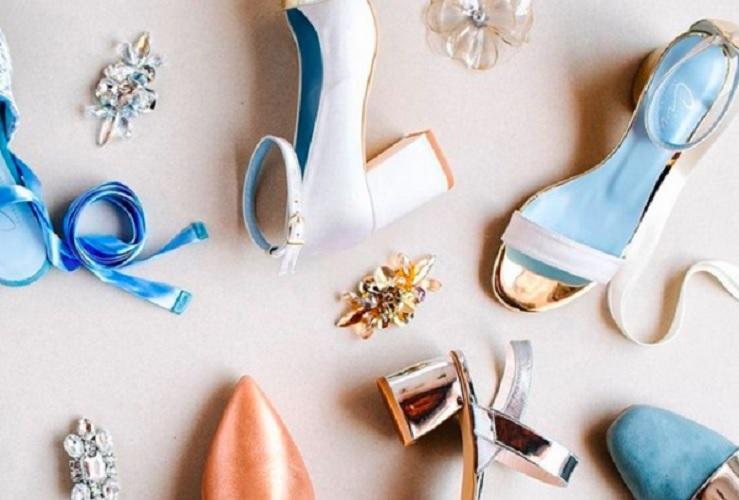 5 errores más comunes al elegir tus zapatos de novia