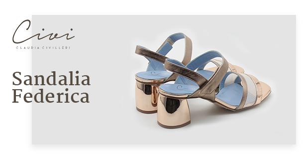 Sandalia Federica